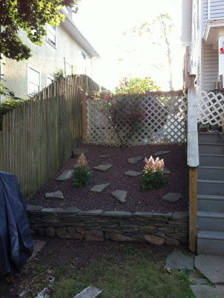 Garden Bed Installation